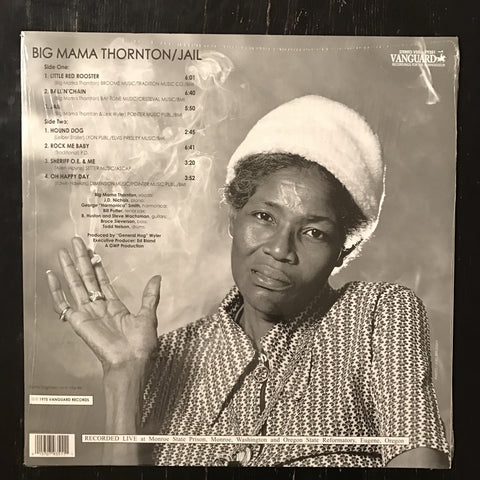 Big Mama Thornton - Jail