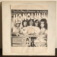 "The Rolling Stones ‎– In Exotic ""Honolulu"""
