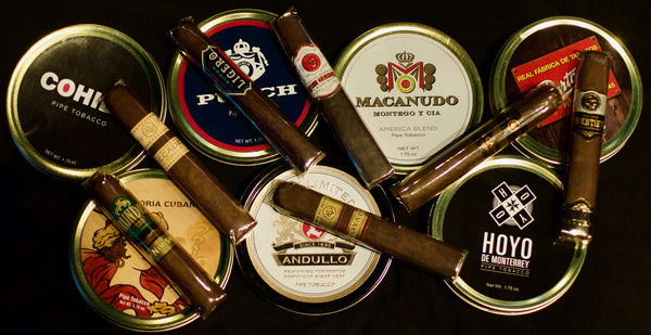 What We Smoked In January