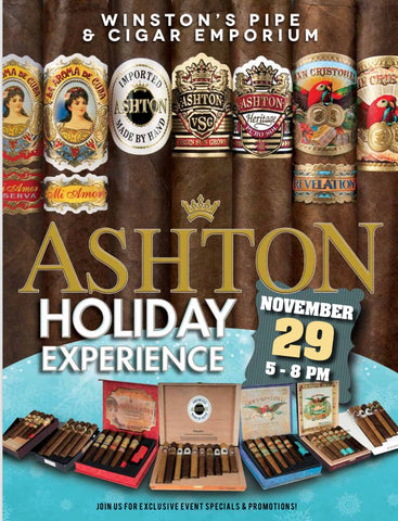 Ashton Holiday Experience Event 11-29-17