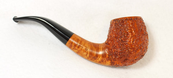 Radice Estate Pipe Bent Billiard Rind Unsmoked