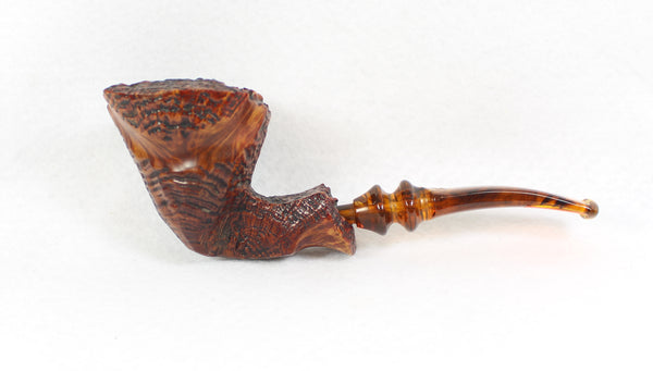 Ben Wade AmberFreehand Estate Pipe