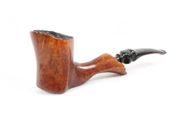 "Karl Erik ""A"" Freehand Setter Estate Pipe"