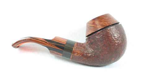 Paul's Pipes Bent Rhodesian Estate Pipe