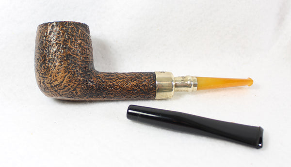 Peterson Spigot with Amber Stem