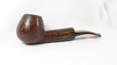 Paul's Pipes Bent Brandy Unsmoked Estate