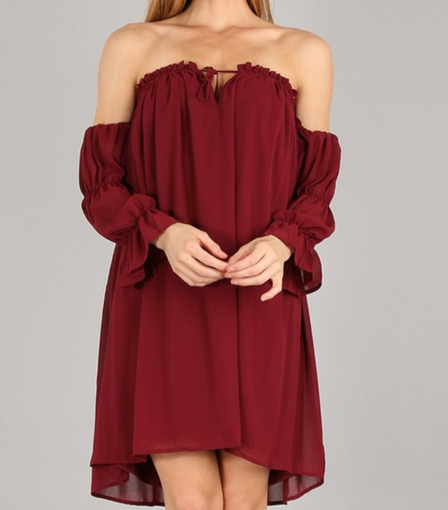 Brandy Dress - Amber Moon