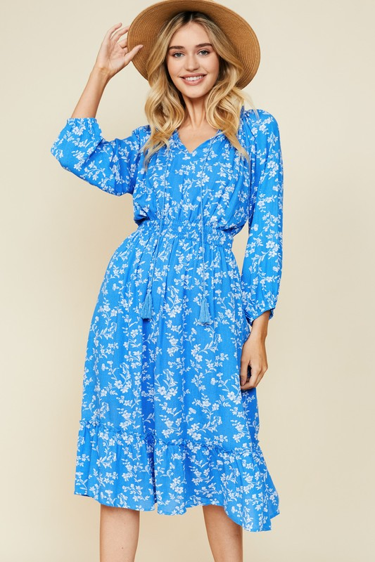 Boho Perfection Dress - Amber Moon