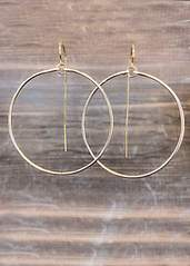 Dionne Earrings - Amber Moon