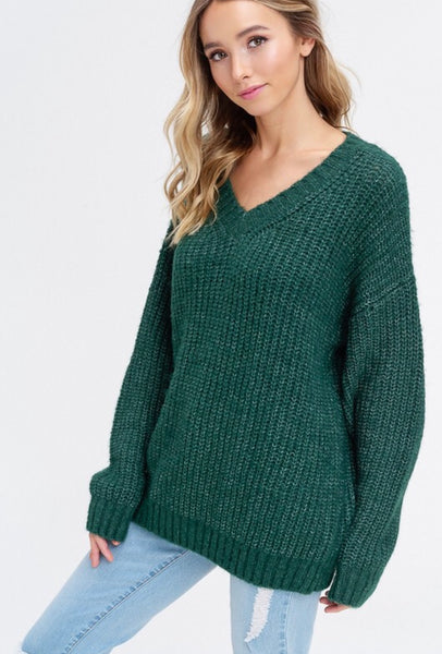 Drea Sweater - Amber Moon