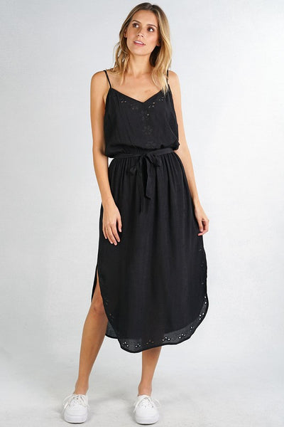 Sadie Eyelet Dress