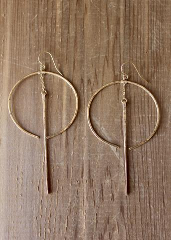 Gemini Earrings | Jessica Matrasko Jewelry