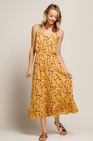 Tyler Dress - Amber Moon
