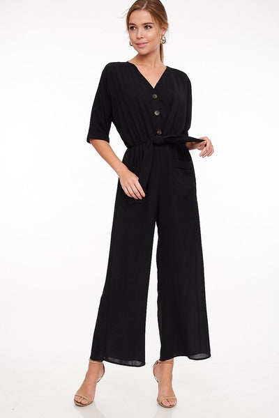 Jamesyn Jumpsuit - Amber Moon