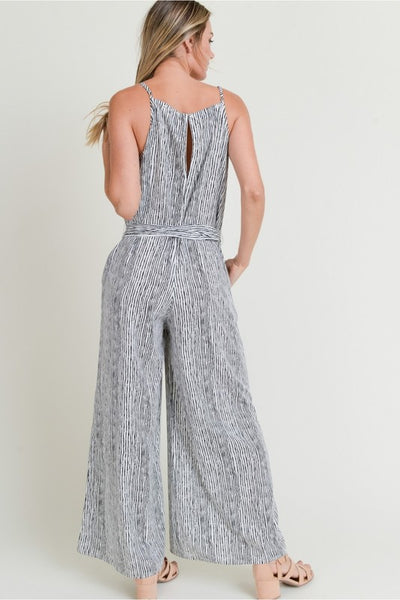 Layla Jumpsuit - Amber Moon
