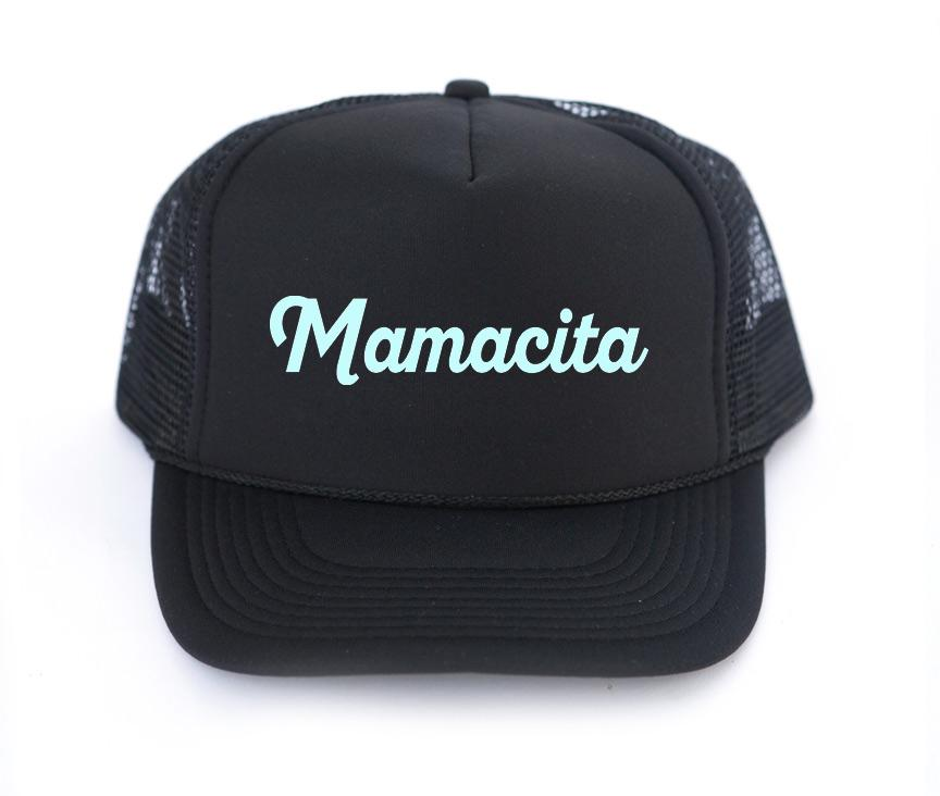 The Mamacita Trucker Hat | Mothersun and the Captain