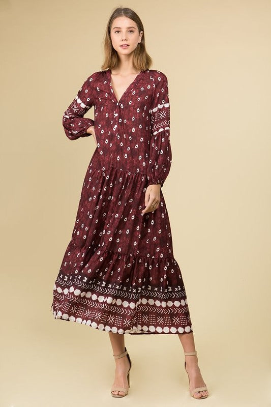 Shanti Dress - Amber Moon