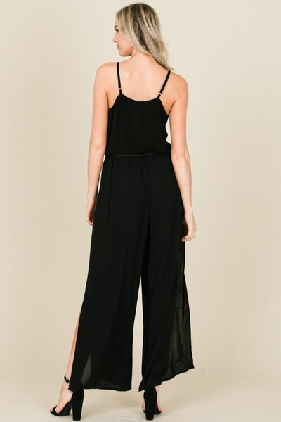 Willow Jumpsuit - Amber Moon