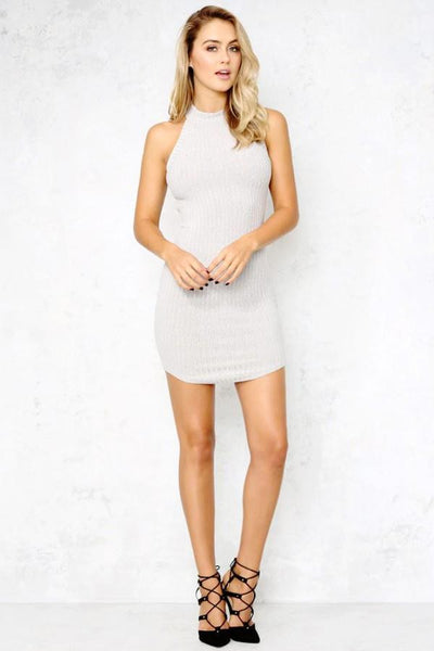 Trendy Knitwear Sweater Dress  - 3