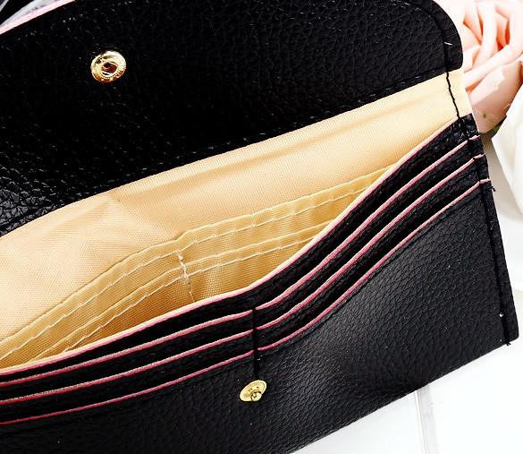 Woman's Fashion Wallet with Card Holder  - 6
