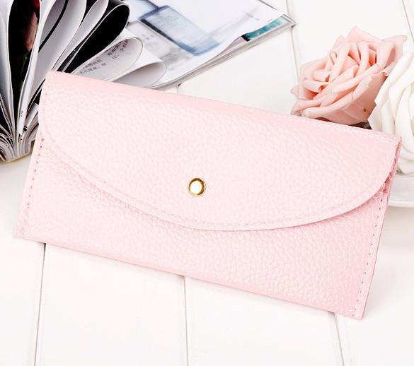 Woman's Fashion Wallet with Card Holder  - 2