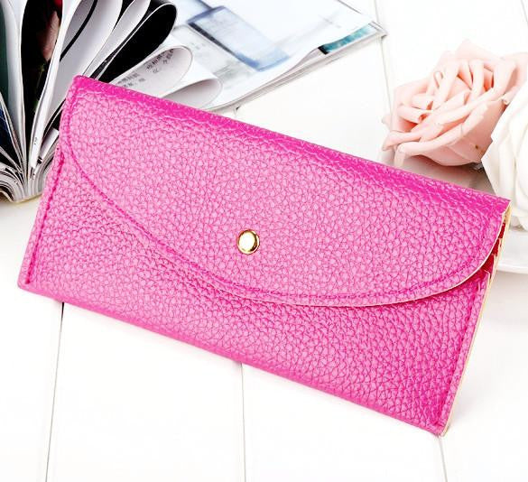 Woman's Fashion Wallet with Card Holder  - 4