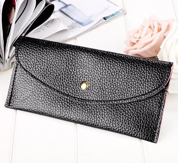 Woman's Fashion Wallet with Card Holder  - 8