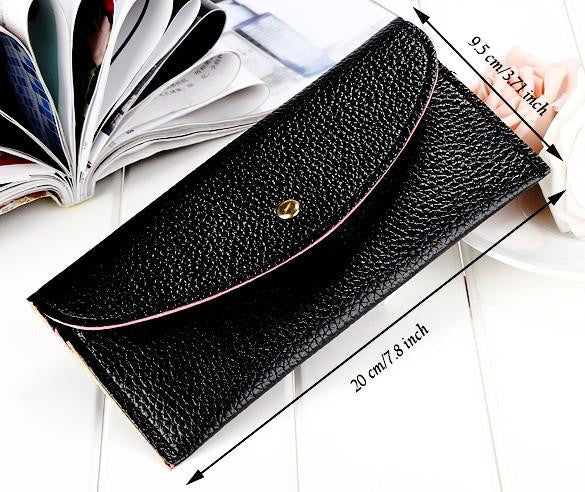 Woman's Fashion Wallet with Card Holder  - 5