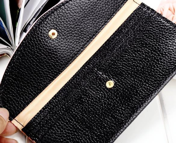 Woman's Fashion Wallet with Card Holder  - 7