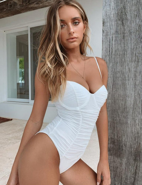 Hot Beachwear Bodysuit Swimwear