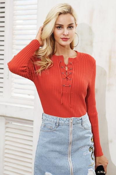 Casual Long Sleeve Winter Sweater