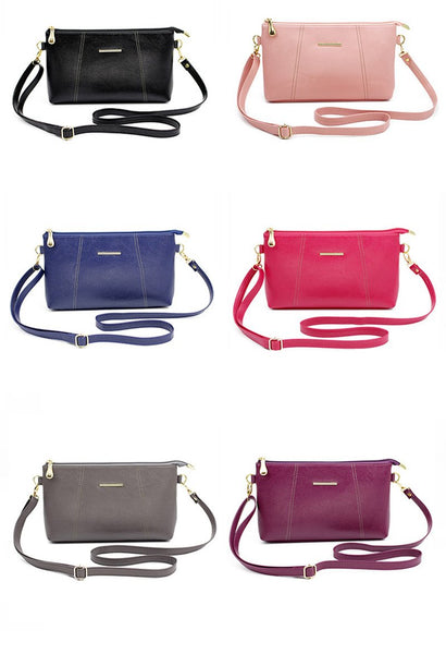 Girls Small Shoulder Handbags by Pesci Moda