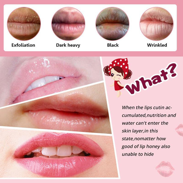 Crystal Collagen Pump Lips Mask 1pcs/5pcs Pack by Pesci Moda