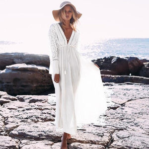 Newest Beach Long Dress Cover Up