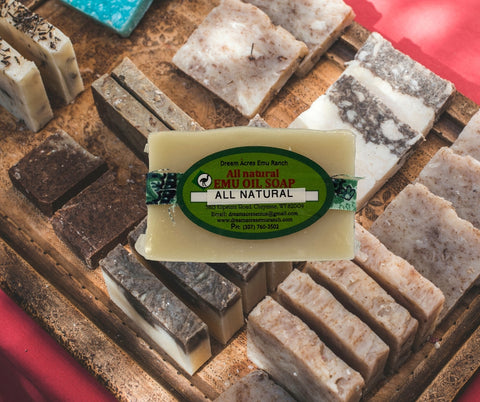 Soap - All Natural