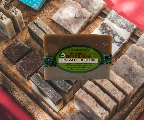 Soap - Private Reserve