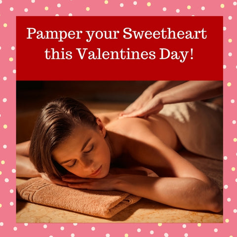 A Great Massage Package - FOR VALENTINES DAY!