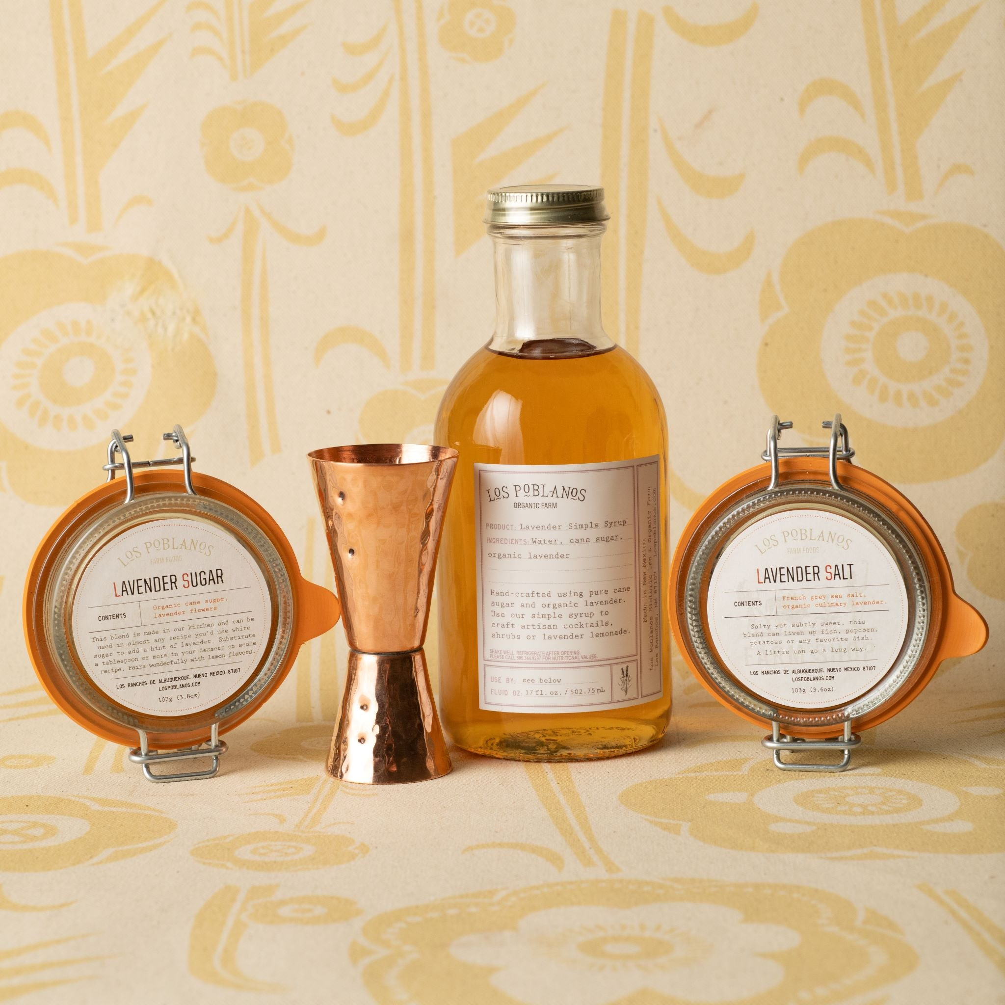 Campo Cocktail Set