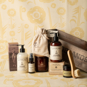 Relax & Restore Crate Gift Set