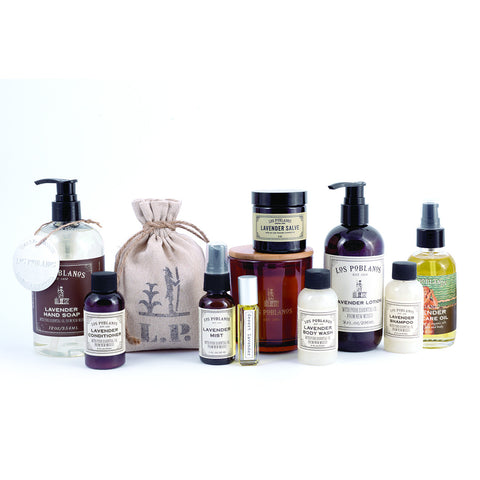 Alhucema Gift Set