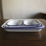Enamelware Bake Set