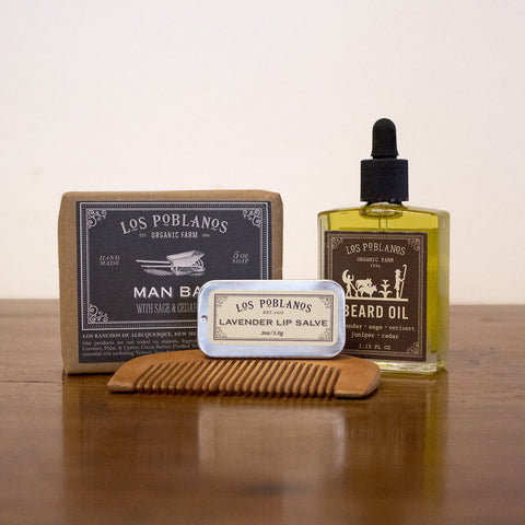 Beard Box Gift Set