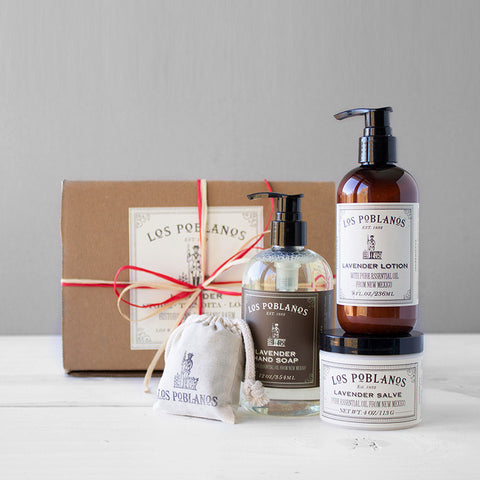Lavender Best Sellers Gift Set