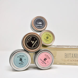Botanical Candle Gift Set