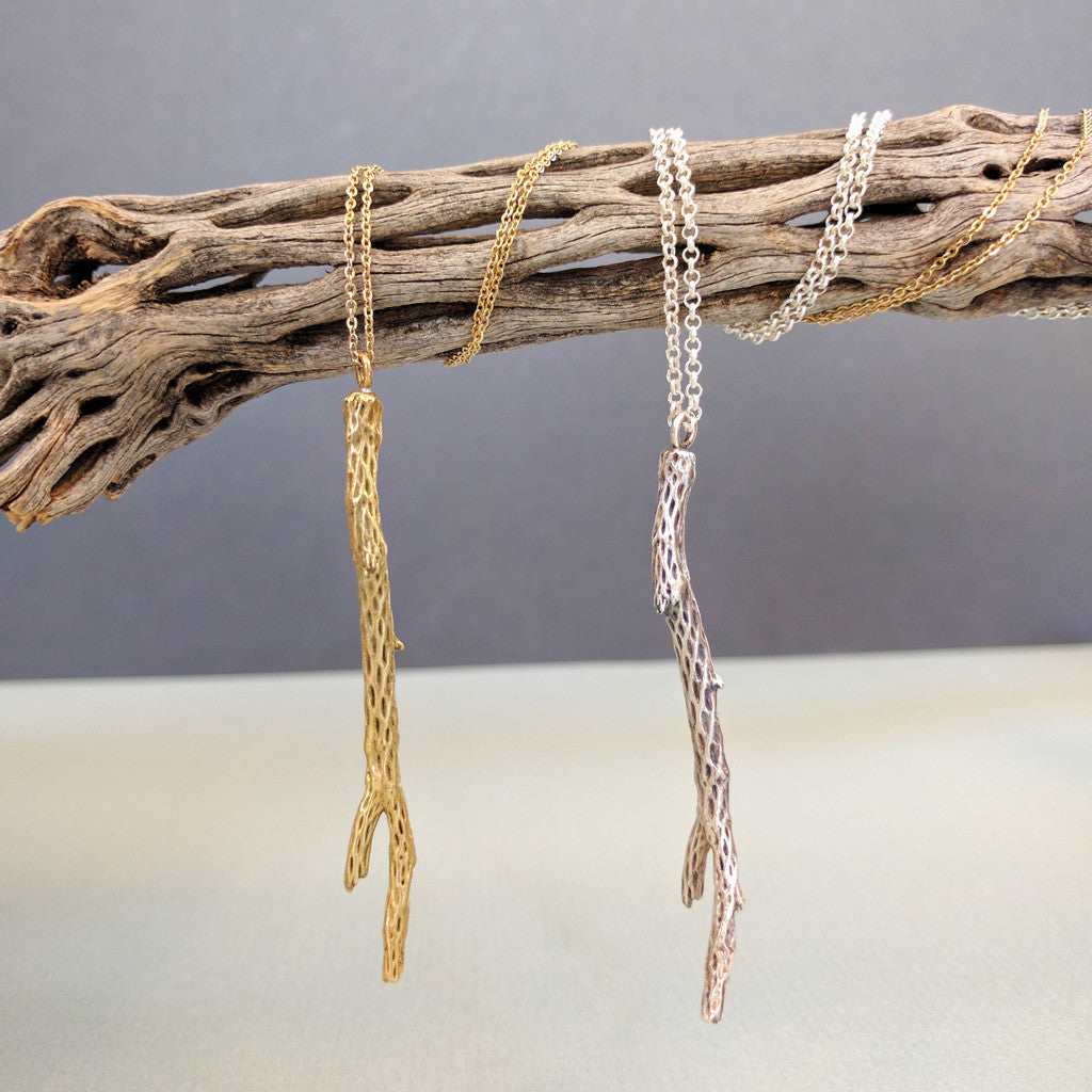 Cholla Necklace