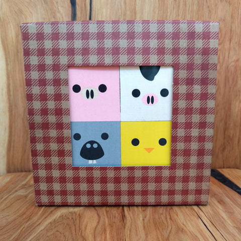Farm Animal Blocks