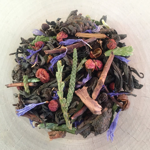 Forest Floor Tea