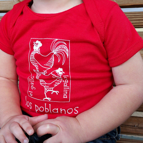 Gallo Y Gallina Bodysuit
