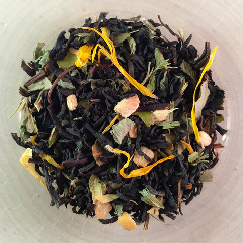 Ginger Peach Mango Tea