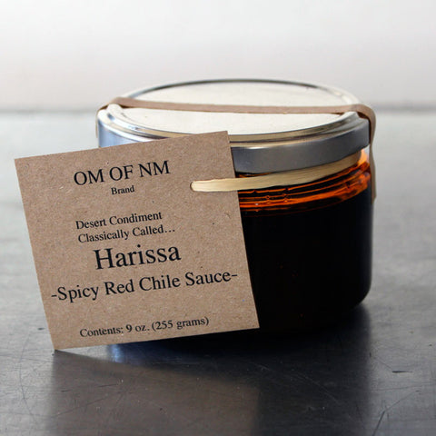 Harissa Red Chile Sauce